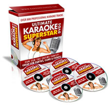 Karaoke CDs Karaoke Discs