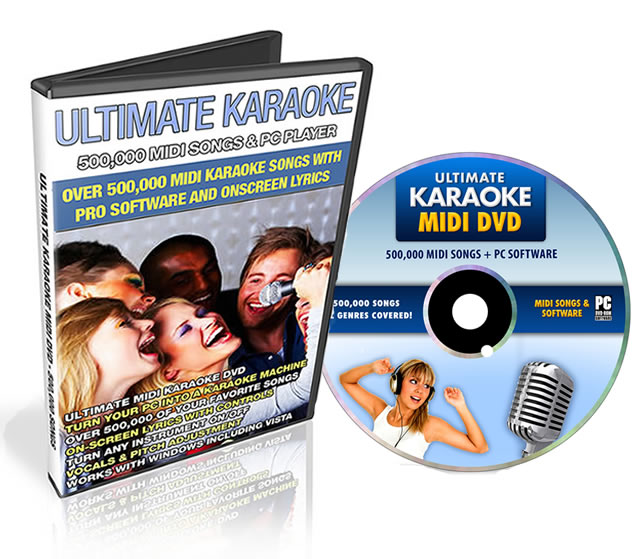 karaoke midi songs karaoke cds