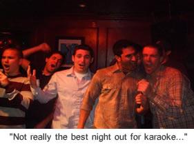 karaoke pubs
